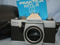 * 42mm * Praktica MTL3 SLR Camera + Inst Cased  £6.99